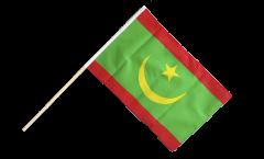 Stockflagge Mauretanien - 60 x 90 cm