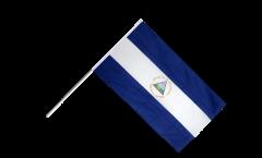 Stockflagge Nicaragua - 60 x 90 cm