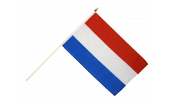 Stockflagge Niederlande - 30 x 45 cm
