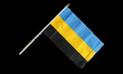 Stockflagge Niederlande Gelderland - 30 x 45 cm