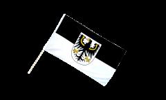 Stockflagge Ostpreußen - 60 x 90 cm