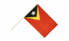 Stockflagge Osttimor