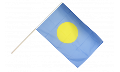 Stockflagge Palau - 60 x 90 cm