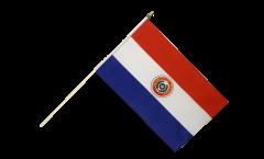 Stockflagge Paraguay