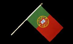 Stockflagge Portugal