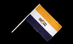 Stockflagge Südafrika alt