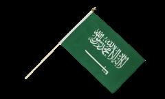 Stockflagge Saudi-Arabien