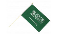 Stockflagge Saudi-Arabien - 30 x 45 cm