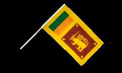 Stockflagge Sri Lanka - 60 x 90 cm