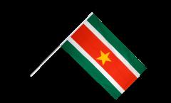 Stockflagge Surinam - 60 x 90 cm