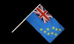 Stockflagge Tuvalu - 60 x 90 cm