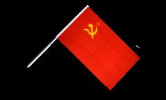 Stockflagge UDSSR Sowjetunion