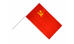 Stockflagge UDSSR Sowjetunion - 60 x 90 cm
