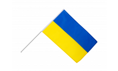 Stockflagge Ukraine