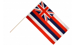 Stockflagge USA Hawaii - 60 x 90 cm