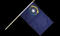 Stockflagge USA Nevada - 30 x 45 cm