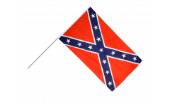 Stockflagge USA Südstaaten - 60 x 90 cm