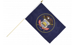 Stockflagge USA Utah