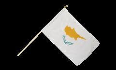 Stockflagge Zypern - 30 x 45 cm