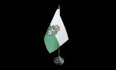 Tischflagge Österreich Steiermark - 10 x 15 cm