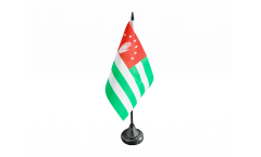 Tischflagge Abchasien - 10 x 15 cm