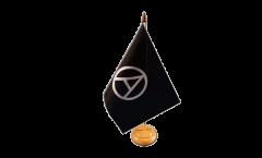 Tischflagge Anarchy Anarchie - 15 x 22 cm