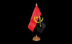 Tischflagge Angola - 15 x 22 cm
