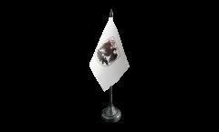 Tischflagge Argentinien Buenos Aires - 10 x 15 cm