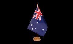 Tischflagge Australien - 10 x 15 cm