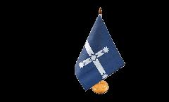 Tischflagge Australien Eureka 1854 - 15 x 22 cm