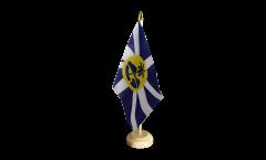 Tischflagge Australien Lord-Howe-Inseln - 15 x 22 cm