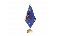 Tischflagge Australien Royal Australian Air Force - 15 x 22 cm
