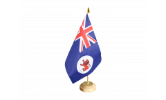 Tischflagge Australien Tasmania - 15 x 22 cm
