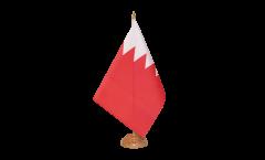 Tischflagge Bahrein - 15 x 22 cm