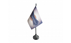 Tischflagge Bon Anniversaire - 10 x 15 cm