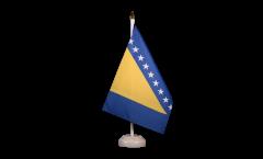 Tischflagge Bosnien-Herzegowina - 15 x 22 cm
