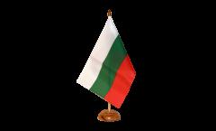 Tischflagge Bulgarien - 15 x 22 cm