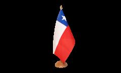 Tischflagge Chile - 15 x 22 cm