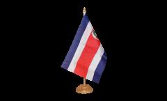 Tischflagge Costa Rica - 10 x 15 cm