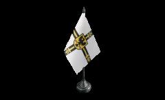 Tischflagge Deutscher Orden Ritterorden - 10 x 15 cm