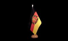 Tischflagge Deutschland DDR - 10 x 15 cm