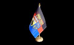 Tischflagge Deutschland Ostfriesland - 15 x 22 cm