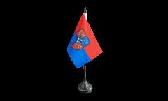 Tischflagge Deutschland Stadt Berchtesgaden - 10 x 15 cm