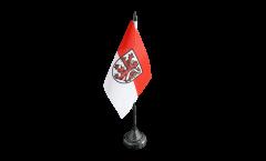 Tischflagge Deutschland Stadt Braunschweig - 10 x 15 cm