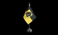 Tischflagge Deutschland Stadt Coburg - 10 x 15 cm