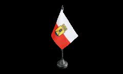 Tischflagge Deutschland Stadt Cuxhaven