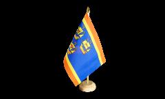Tischflagge Deutschland Stadt Eiderstedt