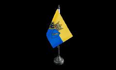 Tischflagge Deutschland Stadt Essen - 10 x 15 cm