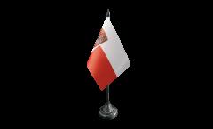 Tischflagge Deutschland Stadt Frankfurt - 10 x 15 cm