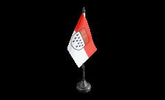 Tischflagge Deutschland Stadt Köln - 10 x 15 cm